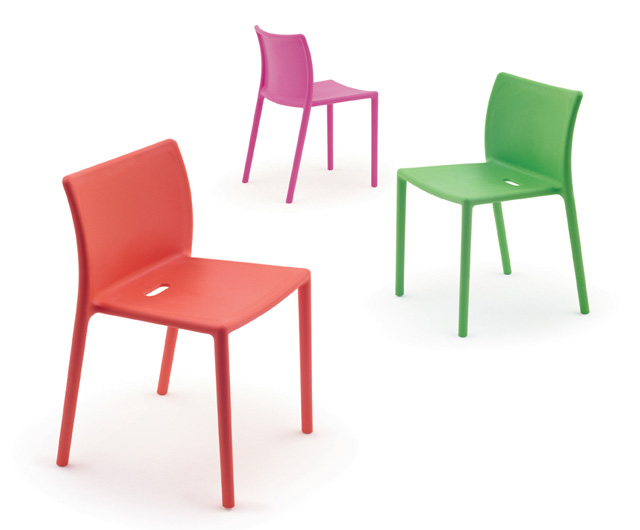 Magis Air Chair By Jasper Morrison The Archetype Of